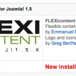 Flexi Content - Installation