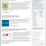 Mein Blogdesign von 2009
