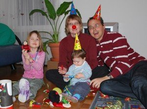 Family Perren 2009