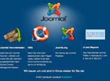 Joomla! DE Länderseite